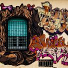 Graffiti home