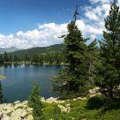 Hridsko Lake Panorama