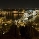 Golden night at Budapest II.