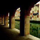 Portico e canali