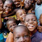 Soccer boys in Ghana