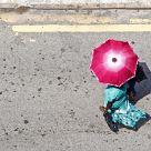 Street parasol