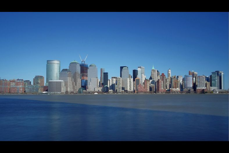 The Lower Manhattan