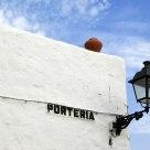 Portería