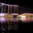 Marina Bay Sands Nightscape & Light Show