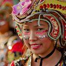 Philippine Fiesta Performer