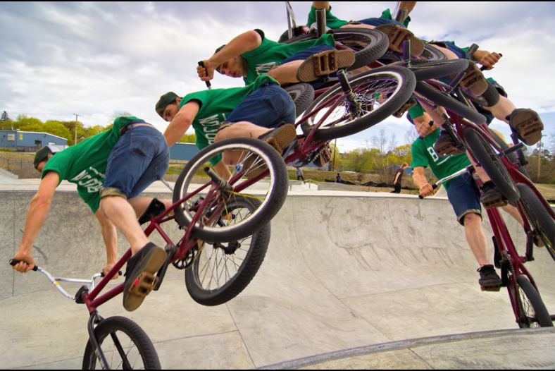 BMX Jumper