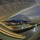 The Train Station Lige-Guillemins