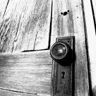 Tired Old Door