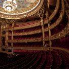 Les balcons de l'Opéra