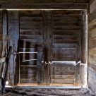 Barn Door from Inside
