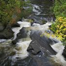 'The Kettles of the Presque Isle River''