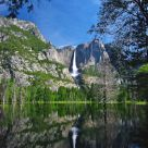 Yosemite Falls Morning