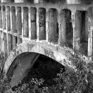 Old abandoned bridge