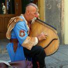 musician in krakow