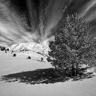 El sendero en las nubes