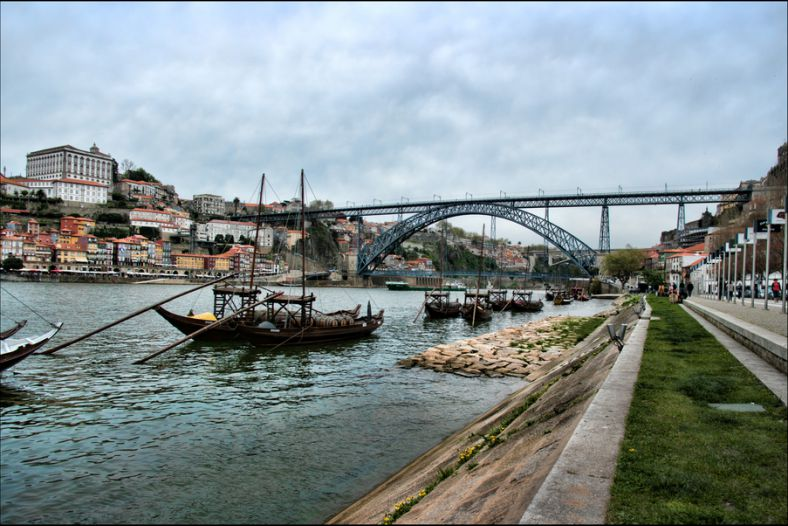 Porto view