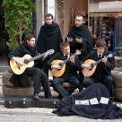Musicians in Porto