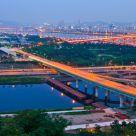 Seoul nightview
