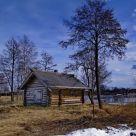 Kizhi island, Karelia
