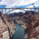 Tillman Bridge over Colorado River at Hoover Dam