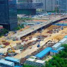 Shenzhen High Speed ​​Rail Construction