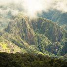 Macchu Picchu and Huayna Picchu