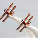 Breitling Wingwalking Team