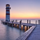 Podersdorf am See Lighthouse