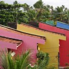 Houses and colours