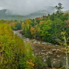 Rain in White Mountains National Park