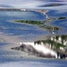 Tenaya Lake Icy Patterns