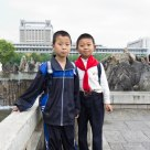 Young Boys of North Korea