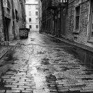 Rainy Day Alley