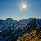 Autumnal Alpstein