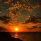 Sunset Cala en Forcat