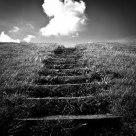 The cloud stairway
