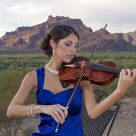 Red Mountain violinist