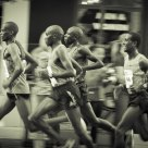 Chicago Marathon 2011: The leaders
