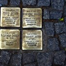Memorials for the jewish residents of Berlin