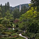 Sunken Garden - Butchart Gardens