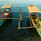 Philippine fishing boats (Banka)