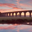 Arthington Viaduct Sunrise