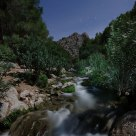 Night River. El rí