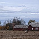 Fall Harvest Barn