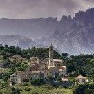 Village, Corsica