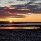 Arctic Sun Set