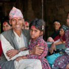 Tea Seller's Family