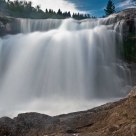 Lundbreck Falls