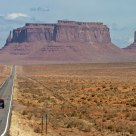 Monument Valley Scenic Road
